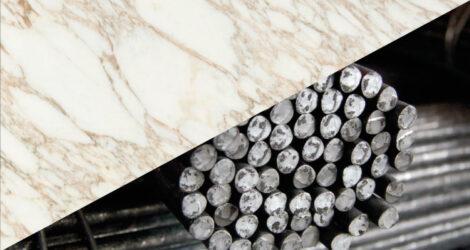 Carpenteria – Supporti metallici per fissaggio al muro di lavabi e rivestimenti