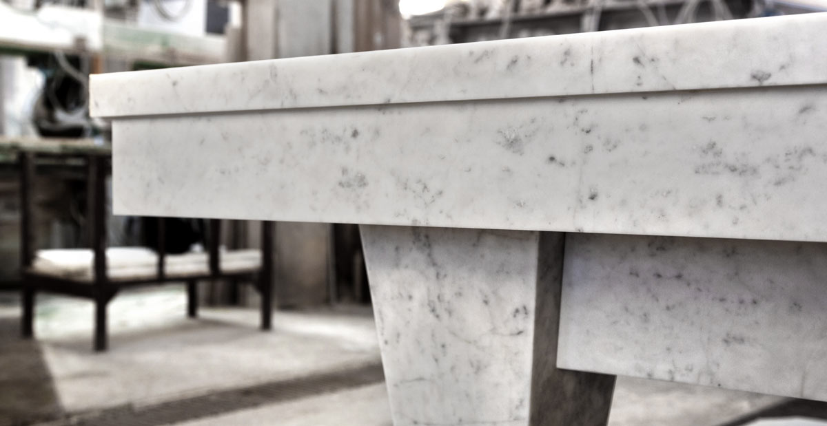 Tavolo In Marmo Bianco.Tavolo Da Biliardo Dal Design Moderno Astor Dedalo Stone
