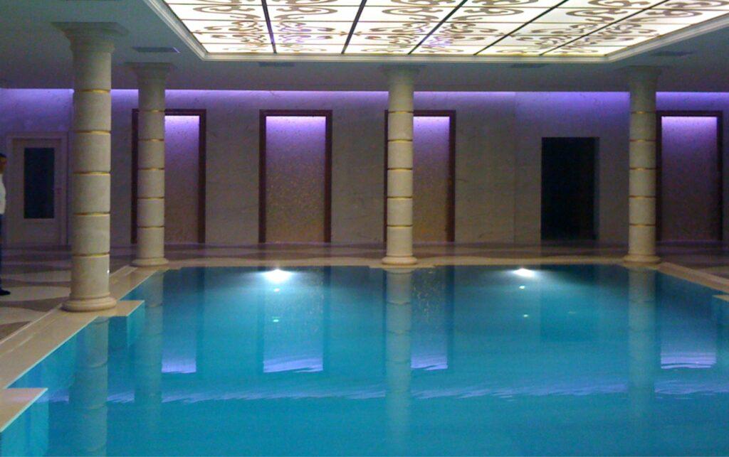 marble pool