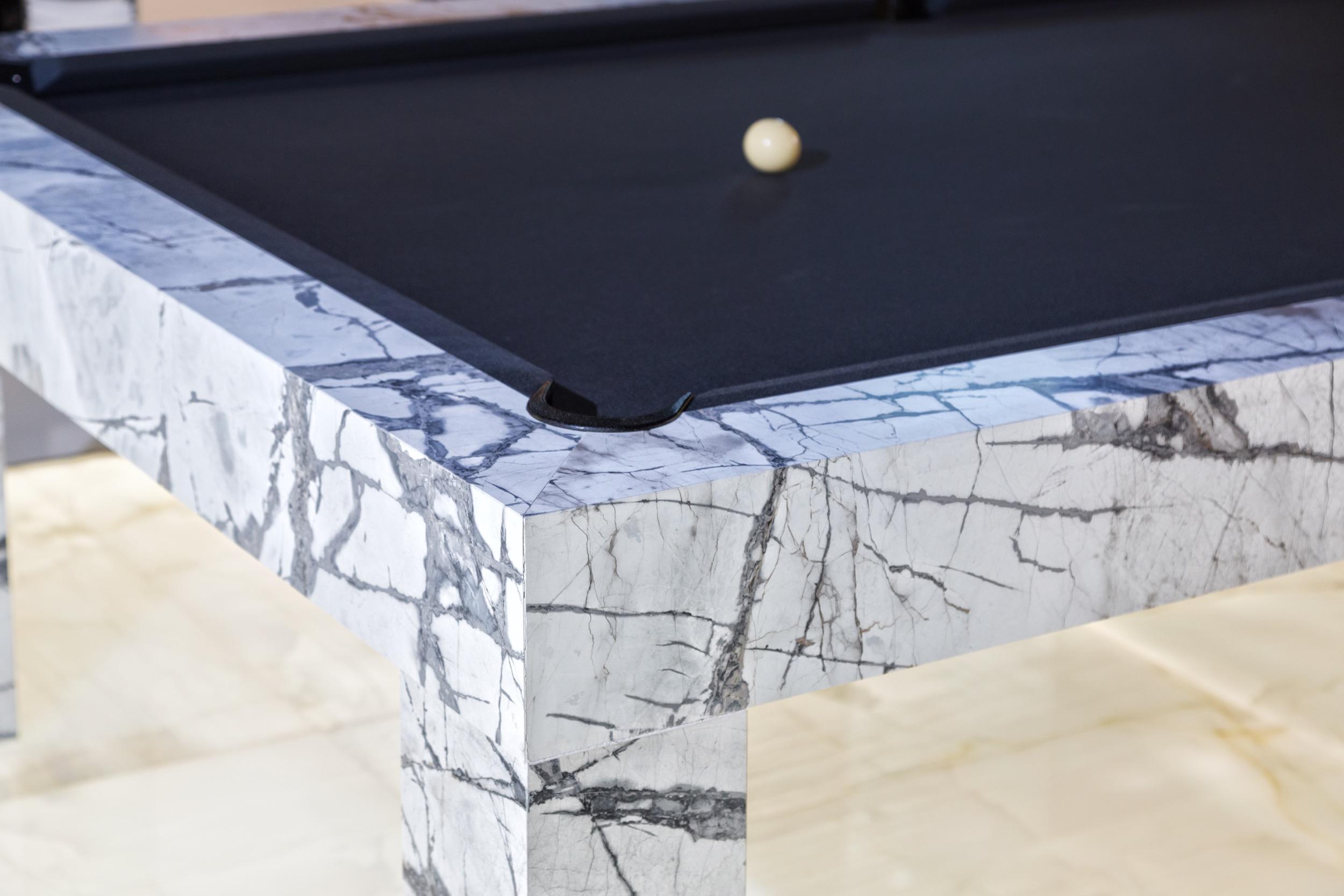 biliardi in marmo