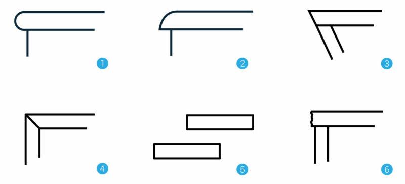 Tipi di scale e scalini