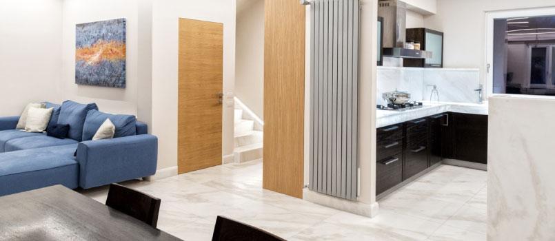 Interior Design in marmo su misura