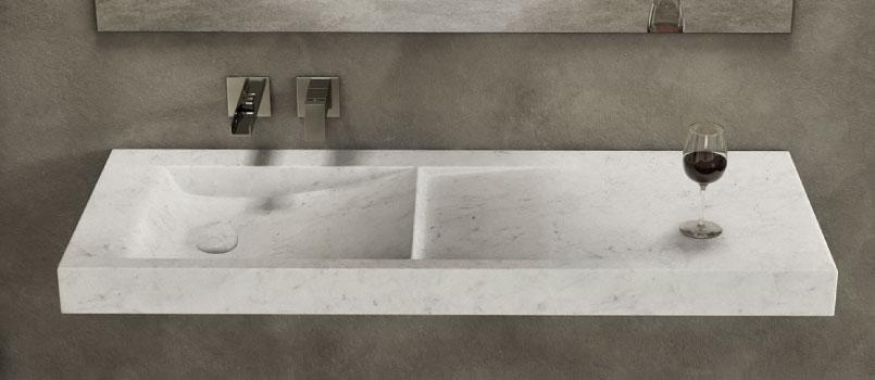 Lavandini in Marmo eleganti su misura