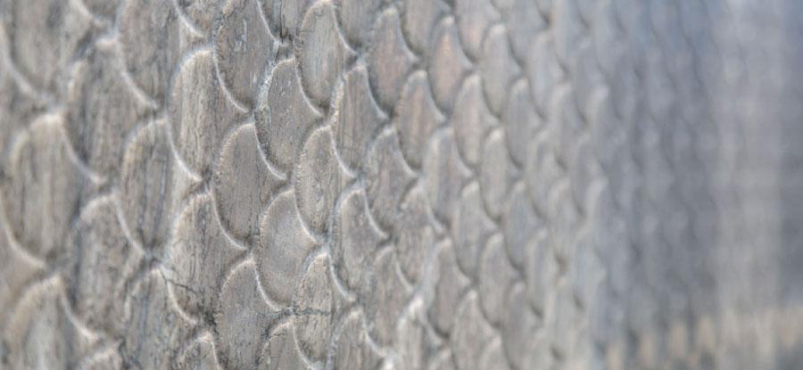 rivestimenti in marmo grigio