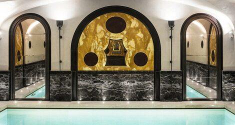 Portoro Marble - Black and Gold natural stone