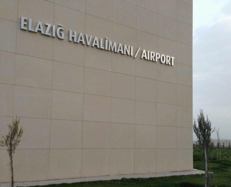 aeroporto elazig realizzazione facciate marmo