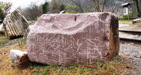 Tennessee Marble: characteristics of this pink stone