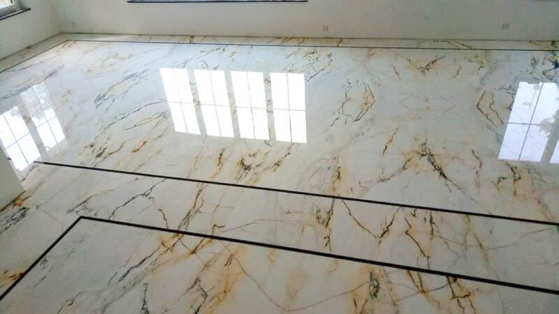 lucidare pavimenti in marmo