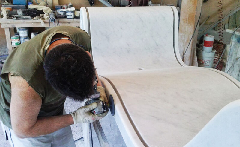 dedalo stone stonemasons in carrara italy