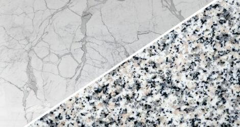 granito e marmo differenze