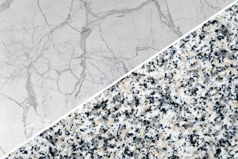 marmo e granito differenze