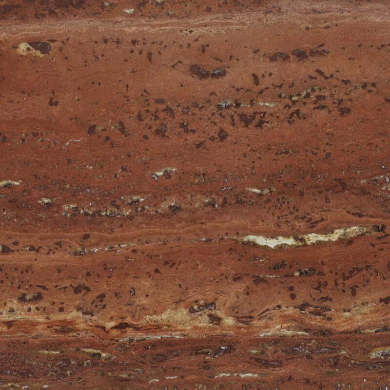 travertino rosso texture