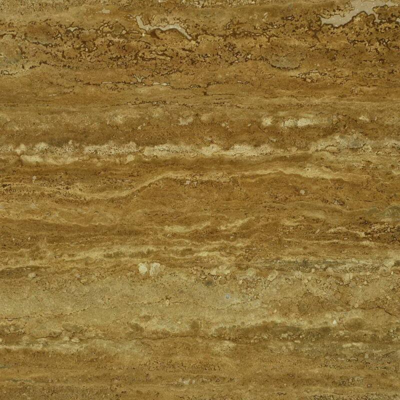 yellow travertine texture